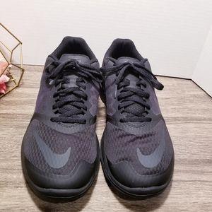 Nike Fs Lite Run 3 men's black running shoes